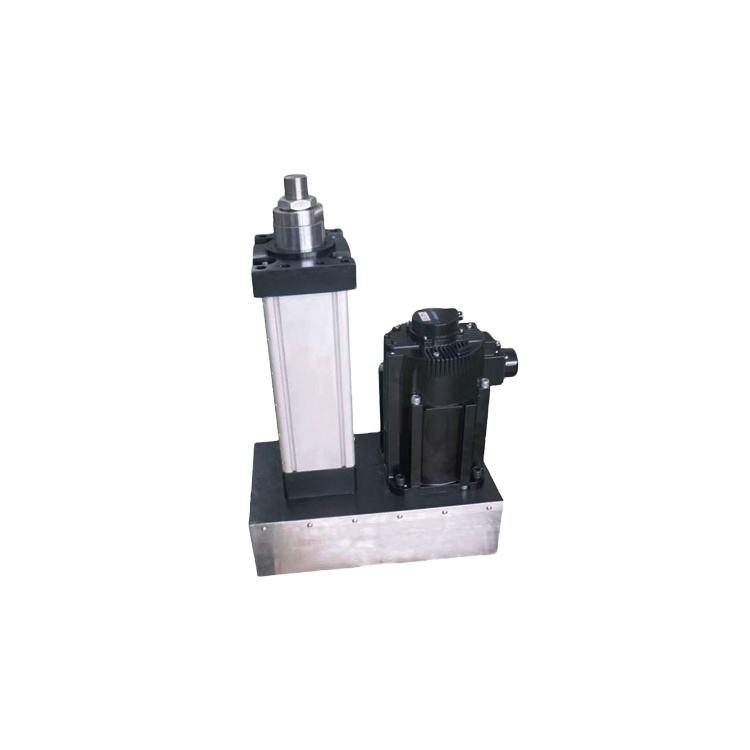 High sales and high efficiency electro-hydraulic telescopic servo cylinder