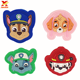 3D Garment Cute puppy Soft Plastic Rubber PVC patch
