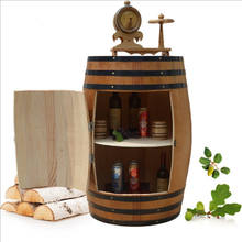 New style Wood wine cabinet decoration Can open