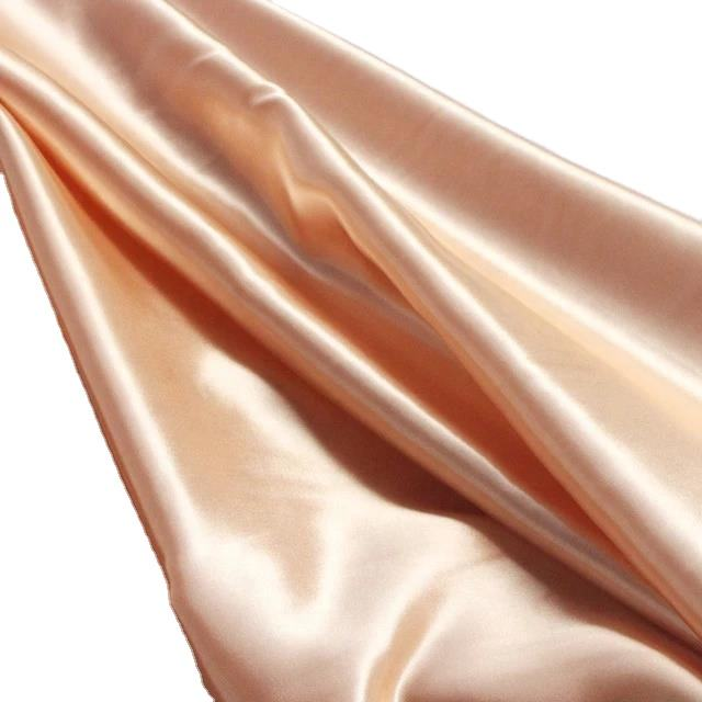Matte stretch satin 50D*75D clothing lining fabrics for sleepwear, dress,skirts,shirts