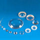 Customized optical glass lens 80mm achromatic lens spherical lens manufacturer in china