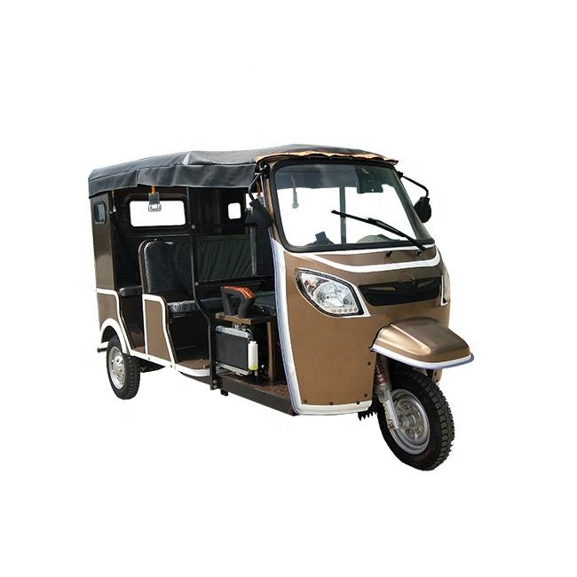 200CC CNG & Gas Bajaj Three Wheeler Auto Rickshaw Price For Africa Transport
