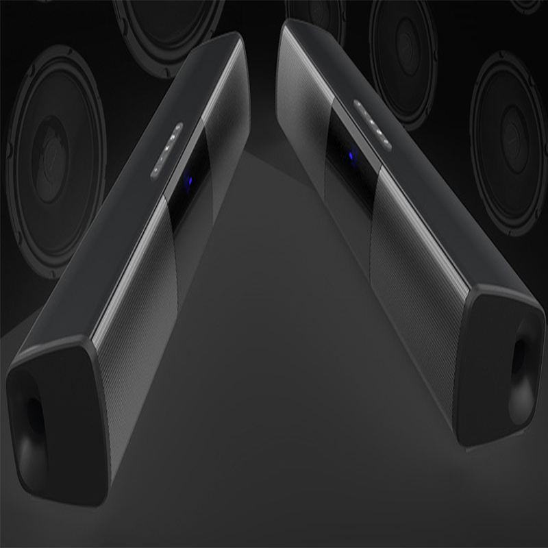 5.25 inch woofer 5.1ch home theater Hifi subwoofer speaker system USB/SD/FM speaker super bass home theater speaker system