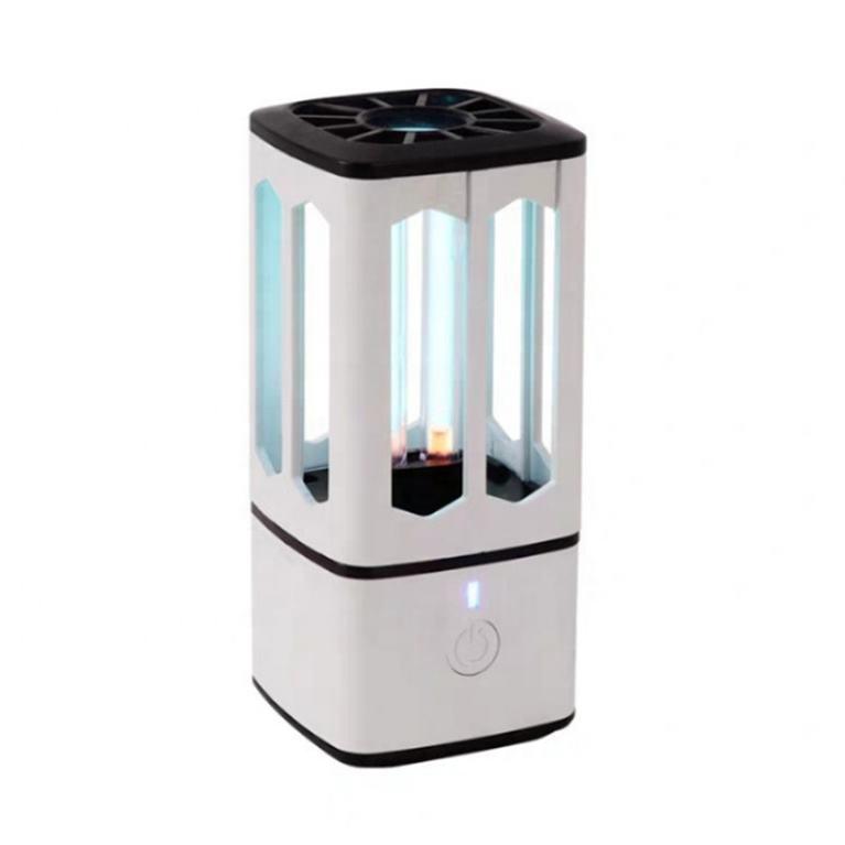 Coche doméstico de mano de 3,8 W <span class=keywords><strong>UV</strong></span> ultravioleta ozono esterilizar lámpara UVC germicida bactericida Luz