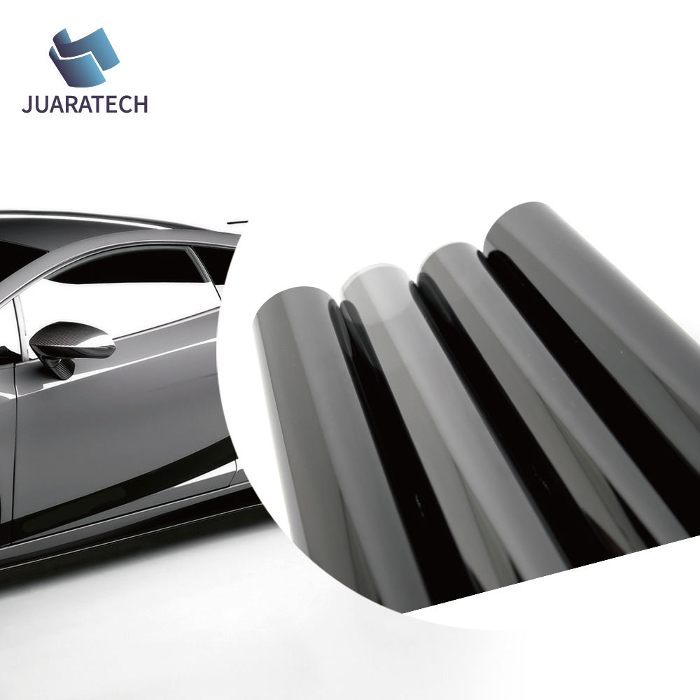 JuaraTech Nano Film Ceramic Tint Best Car Window Film for Heat Reduction car window protect film