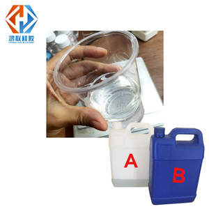 AB glue price epoxy resin adhesive make river table 2:1 craft liquid resin for craft toys making