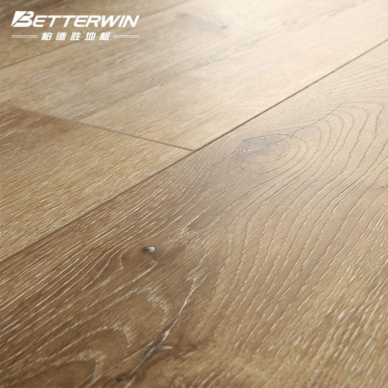 Factory price 12mm durable embossed matt finish laminate flooring