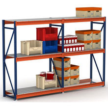 medium duty pallet racking shelving rack