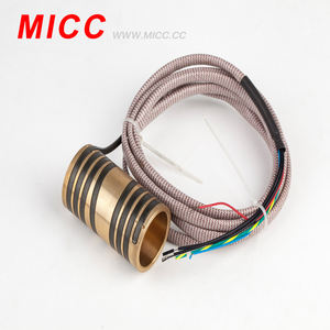 MICC elektrische industriële heater hot runner coil kachels band heater