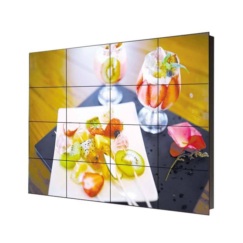 Prezzo di fabbrica HD 46 pollici dello schermo senza soluzione di samsung parete video a cristalli liquidi per la pubblicità Con Il Samsung display <span class=keywords><strong>lcd</strong></span> hd
