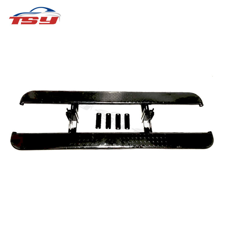 Auto car pick up S/S side bar side step running board for Hilux Vigo 2012
