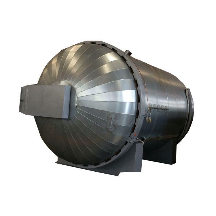 Personalizada de fábrica barato de vapor de calefacción directa China automática máquina de vulcanización de caucho