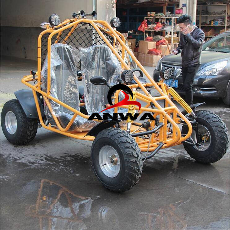 200cc dune buggy two seat go kart 50cc mini atv kids buggy hot sale