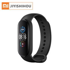 Chinese Version Xiaomi Mi Band 5 Fitness Bracelet Magnetic Charge 24h Heart Rate Sleep Nap Step Swim Sport Mi Band 5 Bracelet