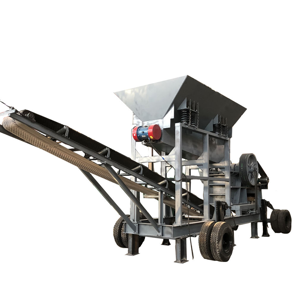 New design mobile stone crusher,used mobile crusher,mobile rock crusher