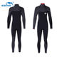 Oem Service China Diving Wetsuit Diving China Manufacturer Quality 6mm 7mm Black Smooth Skin Neoprene Wetsuit Diving