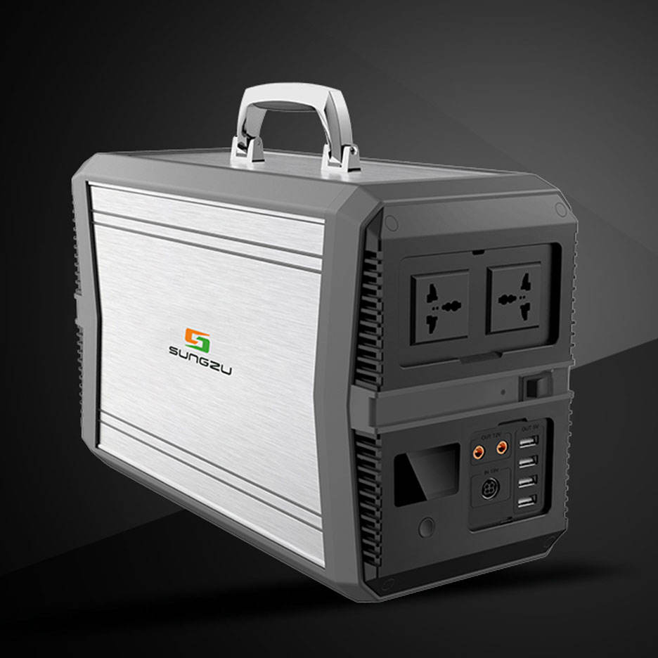 1000W Load Power Portable Solar Power Station