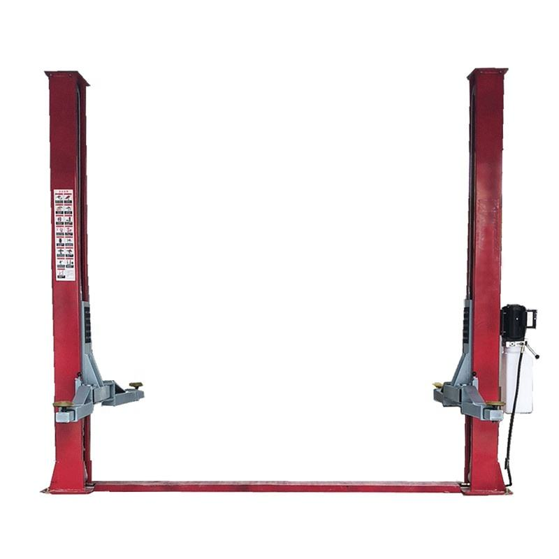 Portable 2 Post Two Post Hydraulic Car Lifts For Sale
