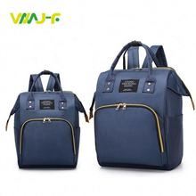 Multifunctional Custom Travel Mom Baby Diaper Bag Large Capacity Mummy Backpack Bags