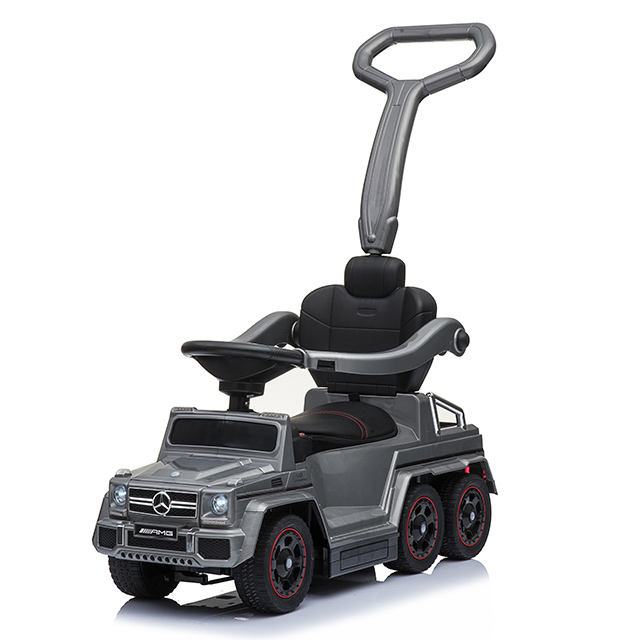 Mercedes Benz license car with 6v battery kids plastic ride on car toy