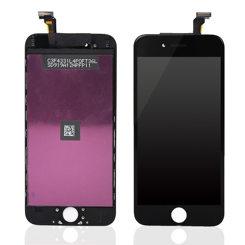 SAEF Best продаж мобильного телефона ЖК дисплей экран для Iphone 6 дисплей Замена с Главная кнопка