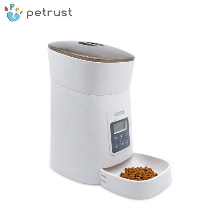 Automatic pet feeder per cani e gatti