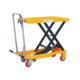 Hand lift table Hydraulic lifter Manual lift table Hand scissor lift table trolley PT150