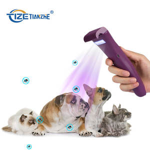 Portable Pet Sterilizer High Quality Household Cat Grooming Tools Pet Hair Comb