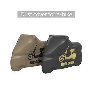Plastic Dust Resistant Cycle Bicycle Rain Proof Covers Waterproof Bike Cover