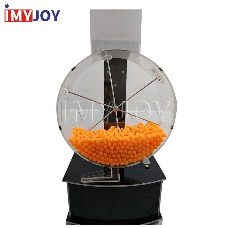 Large mechanical mixing lottery gambling machine cheap arcade game machines