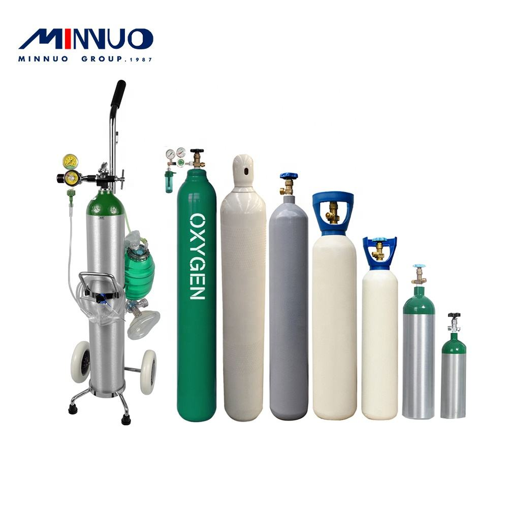 Wholesale price medical oxygen cylinder 2021 new production made in China supplier
