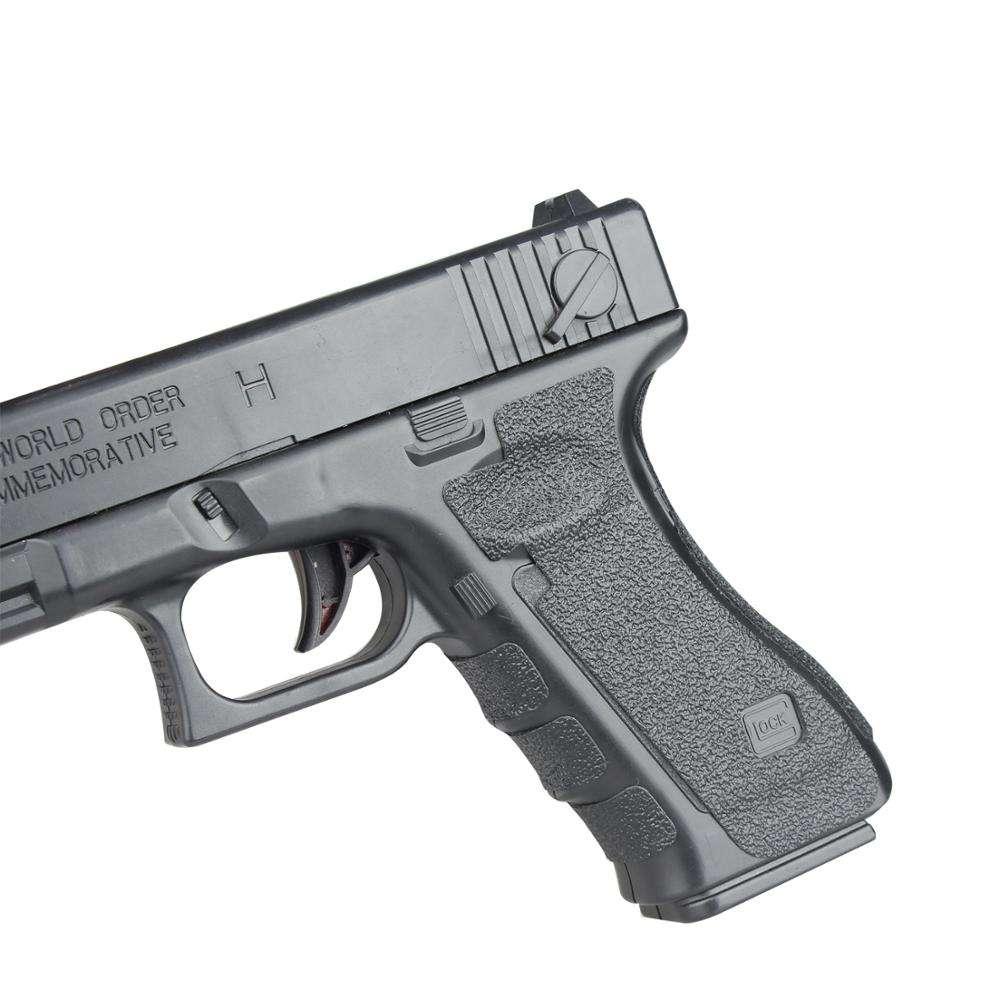 Taktische Pistolen-Gummihandschuh Hülle Anti-Slip für Glock
