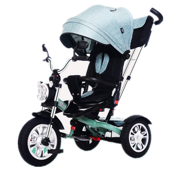 wholesale cheap price Stroller Pram/4 in 1 push tricycle kids bike/children trikes/baby tricycle