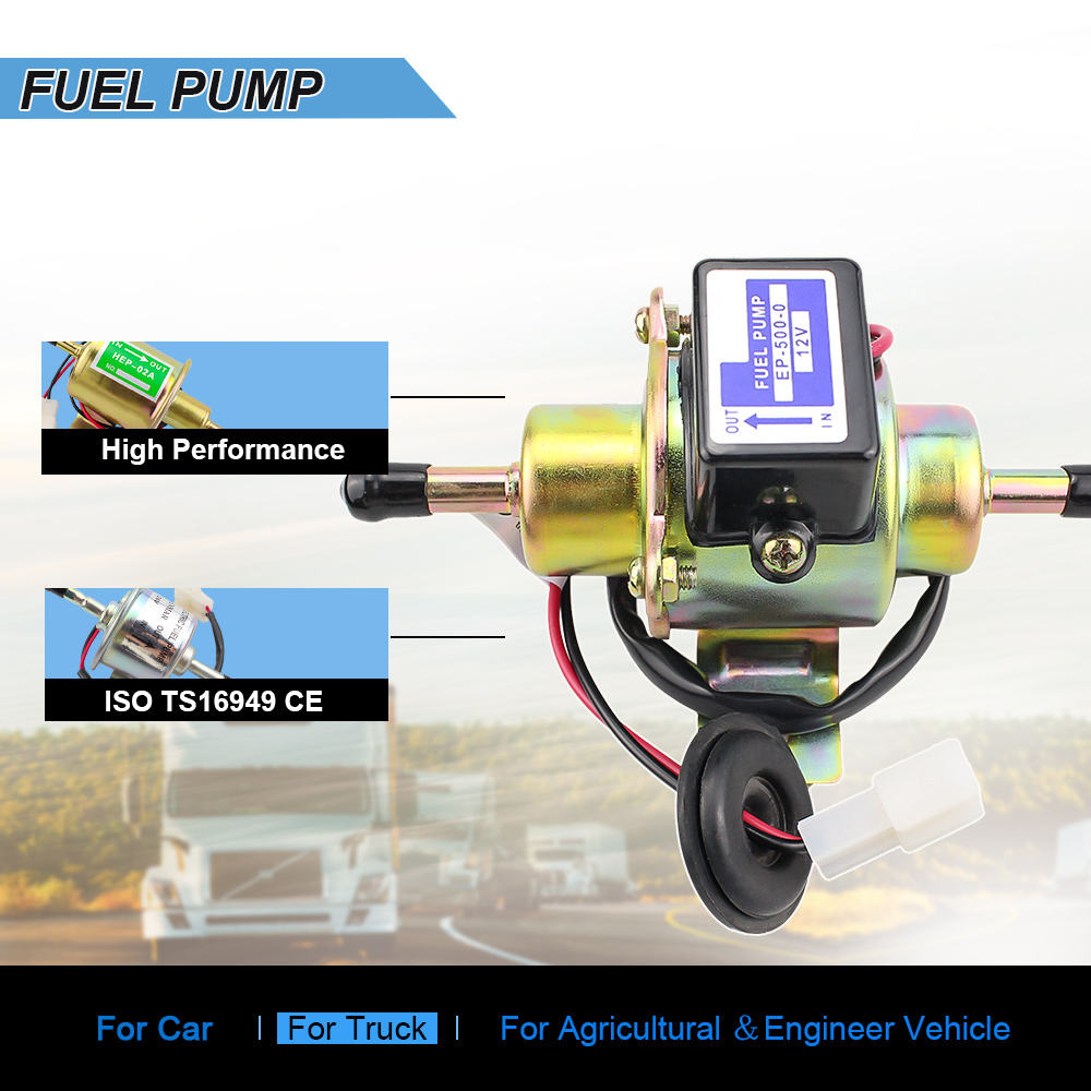 New Fuel Pump With Accessories For American Japanese Korean Vehicle E8335 SP1126