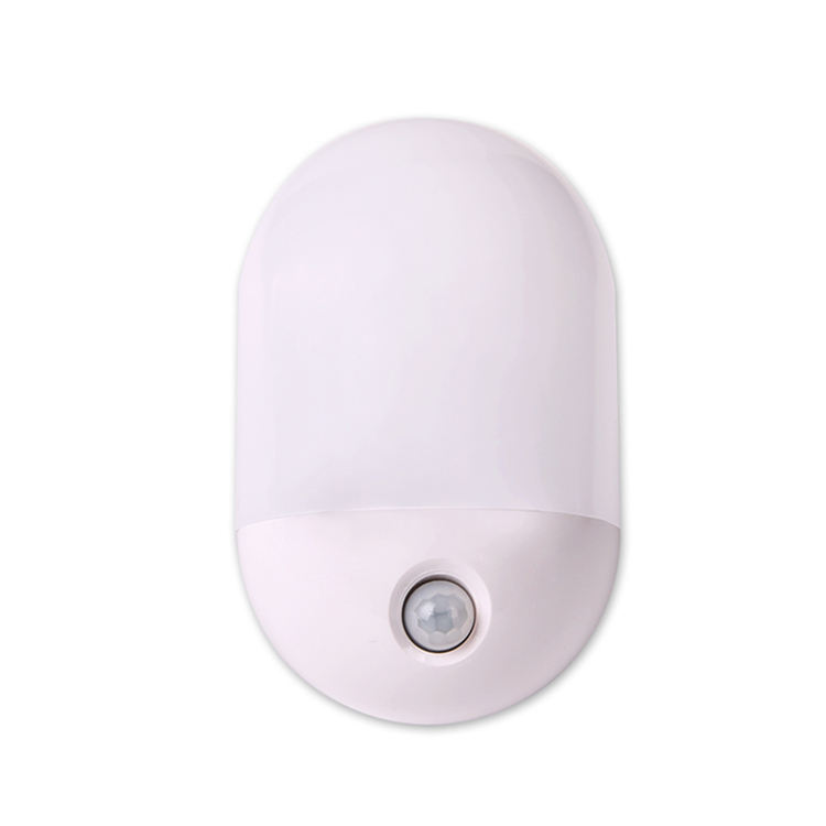 Plug In Feeding Lamp Toilet Use PIR Motion Automatic Sensor LED Night Feeding Light