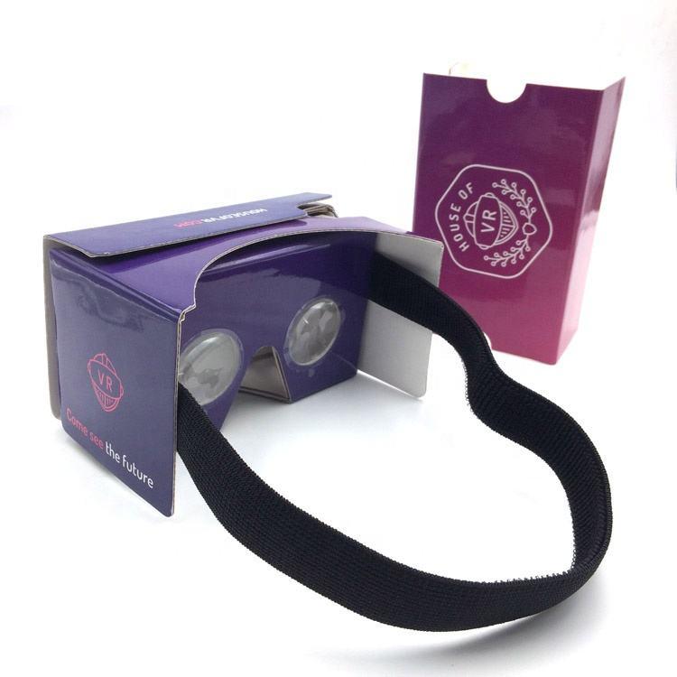 In Ấn Đẹp Thực Tế Ảo Xem Google 3D Tông VR
