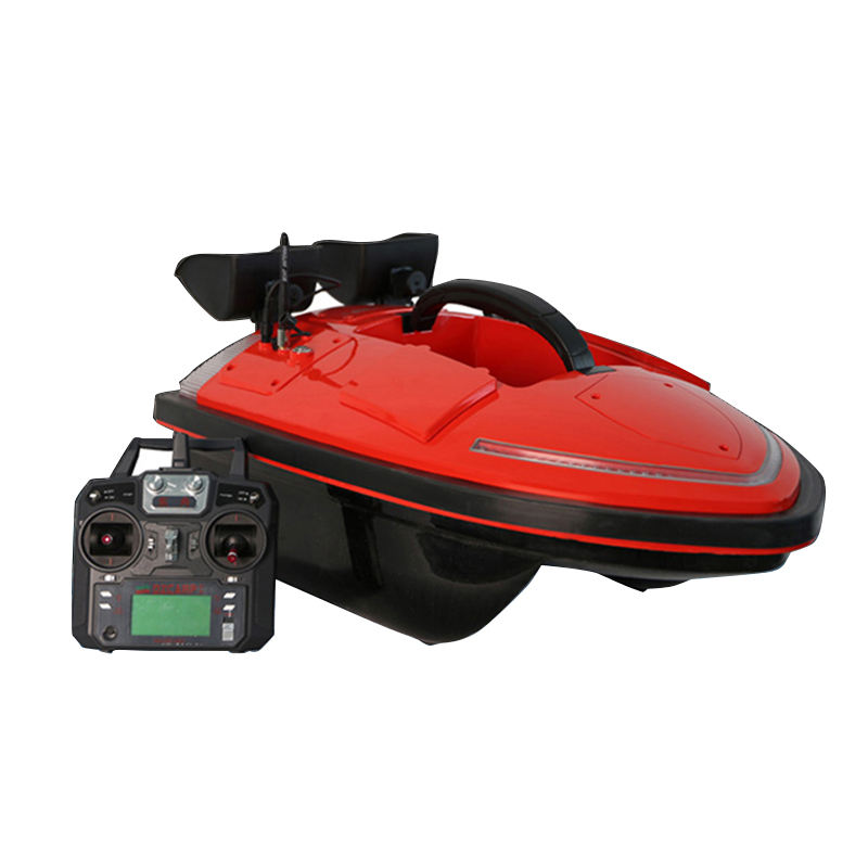 High quality fleet Mini RC Bait Fishing Boat Wireless RC Fishing Nest Lure Radio Bait Boat