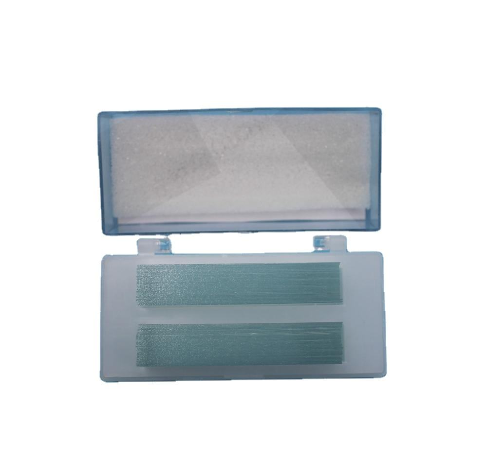 Laboratory Microscope Slides Slip Cover Glass