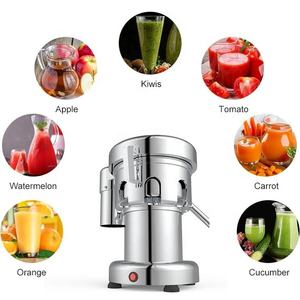 multifunction New Condition electric fruit Juicer Extractor Processing sugarcane juicer machine