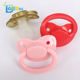 ABDL Custom Logo Large Nipple Silicone Pacifier for Adult Baby Dummy
