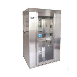 Smart air shower room in clean environment pharmaceutical room
