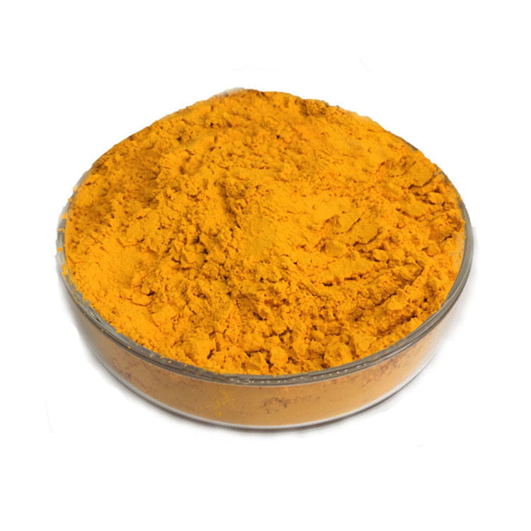 ธรรมชาติ Tumeric Extract Powder 95% Curcumin