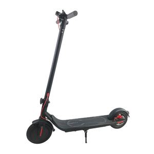 8.5 inch China foldable 2 wheel stand up electric kick scooter foldable