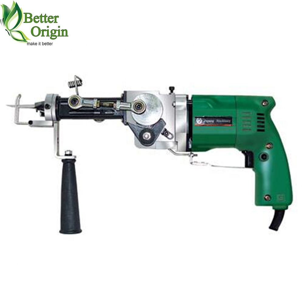 High efficiency rug tufting gun machine portable hand tufting gun ZQ-II