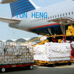 Cheapest air freight international shipping forwarding agent from China to The United States in Chengdu