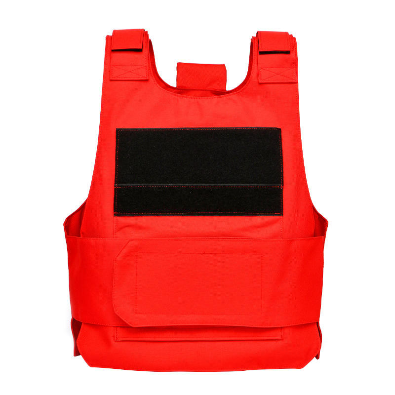 Wholesale Outdoor Five Colors Adjustable Breathable Tactical Vest for Hunting Fishing Paintball Training