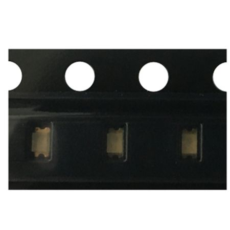 Standard LEDs - SMD Super Red, 633nm 180mcd, 20mA RoHS LS Q976