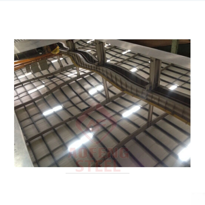 Logo Customization [ 430 Stainless Steel ] 430 Cold Rolled Coil 430/BA 0.5*1500mm/ Cold Rolled 430 Super Mirror Polished Stainless Steel Sheet PLATE And Coils