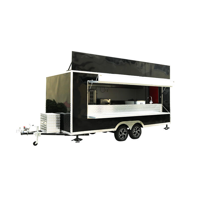 multifunctional used food truck restaurant equipment for sale in sweden