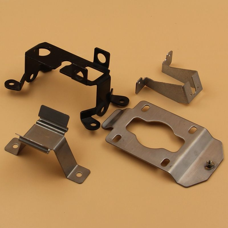 Custom high quality hardware parts metal s shape I shape u shaped bracket